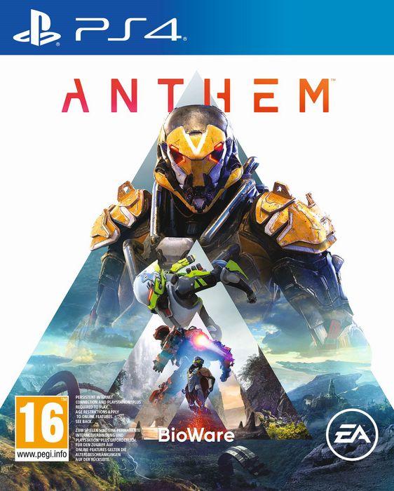 Anthem Ps4 F
