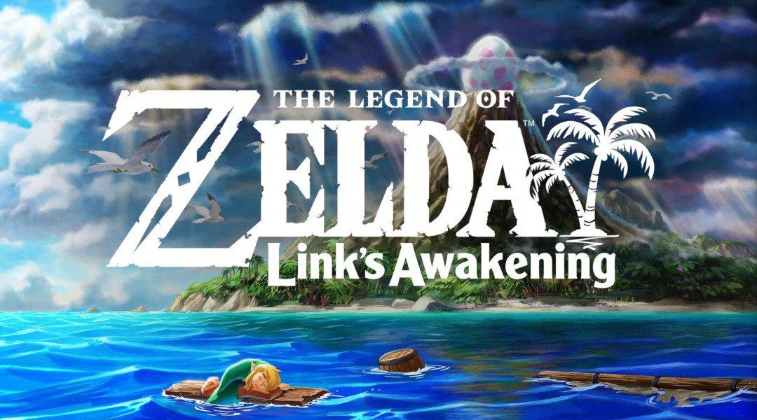 The Legend of Zelda: Link's Awakening !!