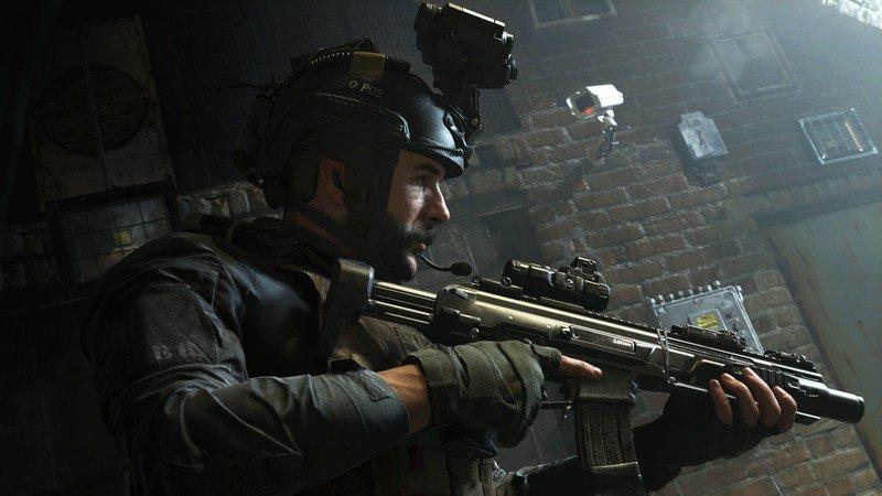 Premier trailer officiel pour Call of Duty : Modern Warfare !!