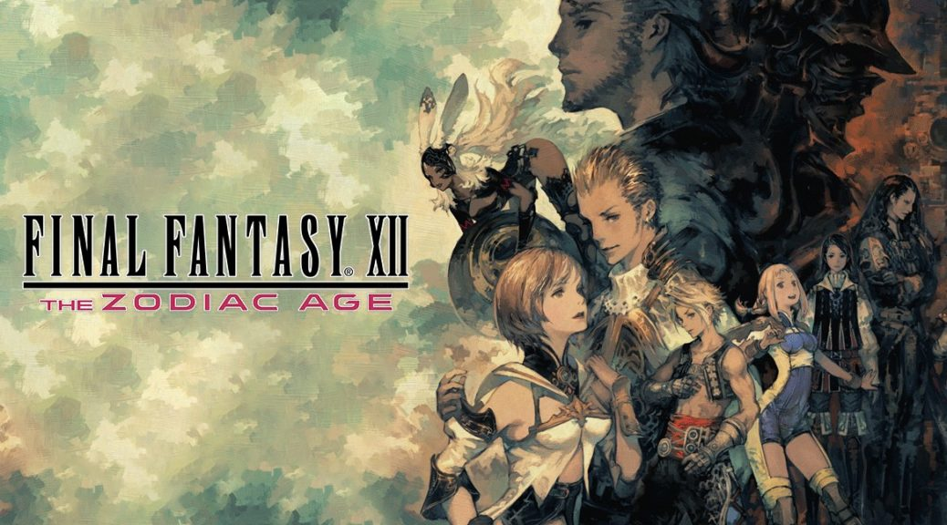 TEST: FINAL FANTASY XII sur Nintendo Switch