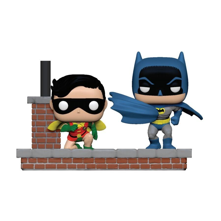 1964 BATMAN AND ROBIN – BATMAN 80TH – MOVIE MOMENTS – POP MOVIE
