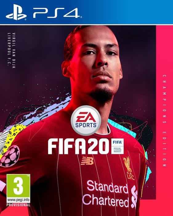 FIFA 20 – Champions Edition [PS4] (D/F/I)