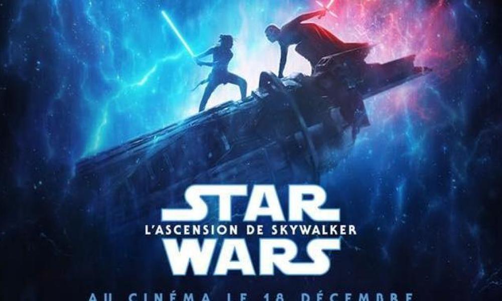 """Disney nous offre un avant-goût exceptionel de """"Star Wars: l'ascension de Skywalker"""" !!"""