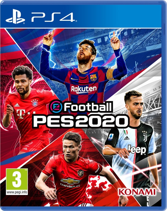 eFootball 2020 Ps4