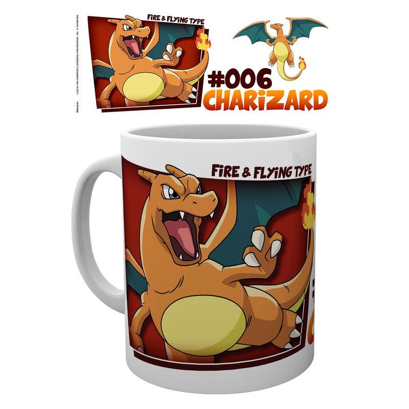 Mug Dracofeu-Pokémon