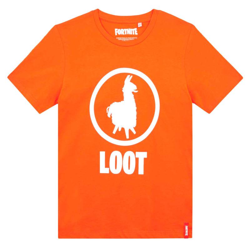 T-shirt Fortnite Loot enfant (10/12/14/16)
