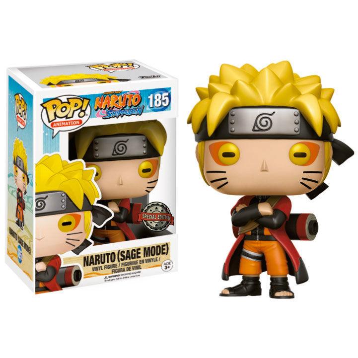 FUNKO POP Naruto Sage Mode Exclusive