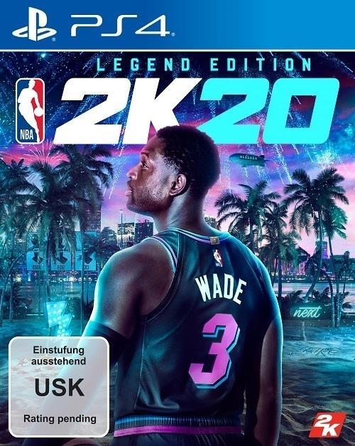 NBA2K20 Legend Edition Ps4