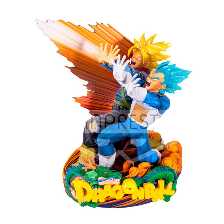 Figurine DBSuper – Diorama Vegeta & Trunks