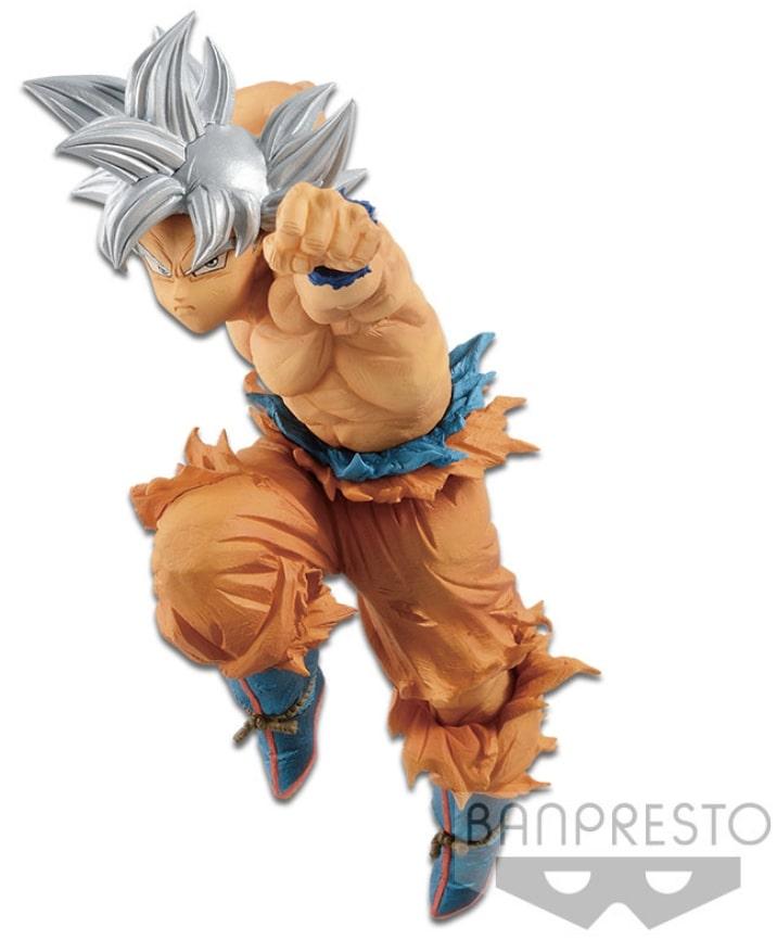Figurine Dragon Ball Super – BWFC : Son Goku Ultra Instinct