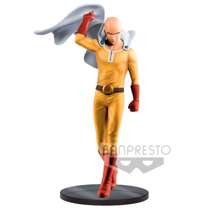 Figurine Saitama One Punch Man Premium 20cm