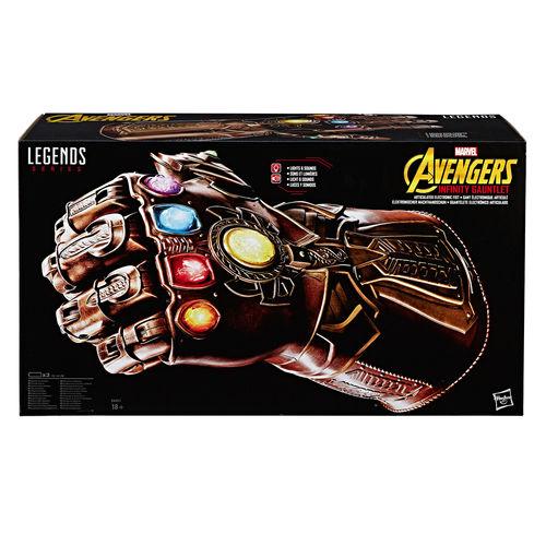 Gantelet Electronique Thanos Avengers Legends Marvel