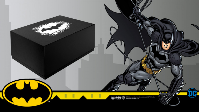 SwissGeek Box Batman