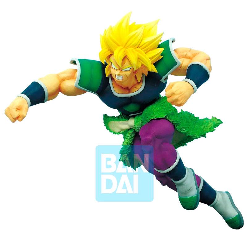 Figurine Super Saiyan Broly Z Battle Dragon Ball Super