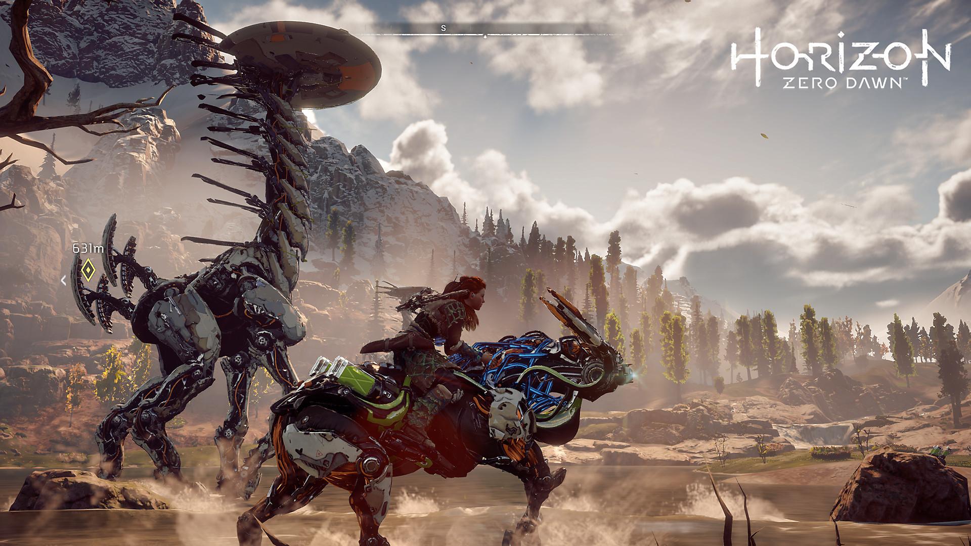Sony compte sortir Horizon: Zero Dawn sur PC cette année !!