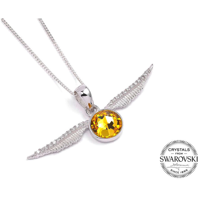 Collier swarovski Golden Snitch Harry Potter