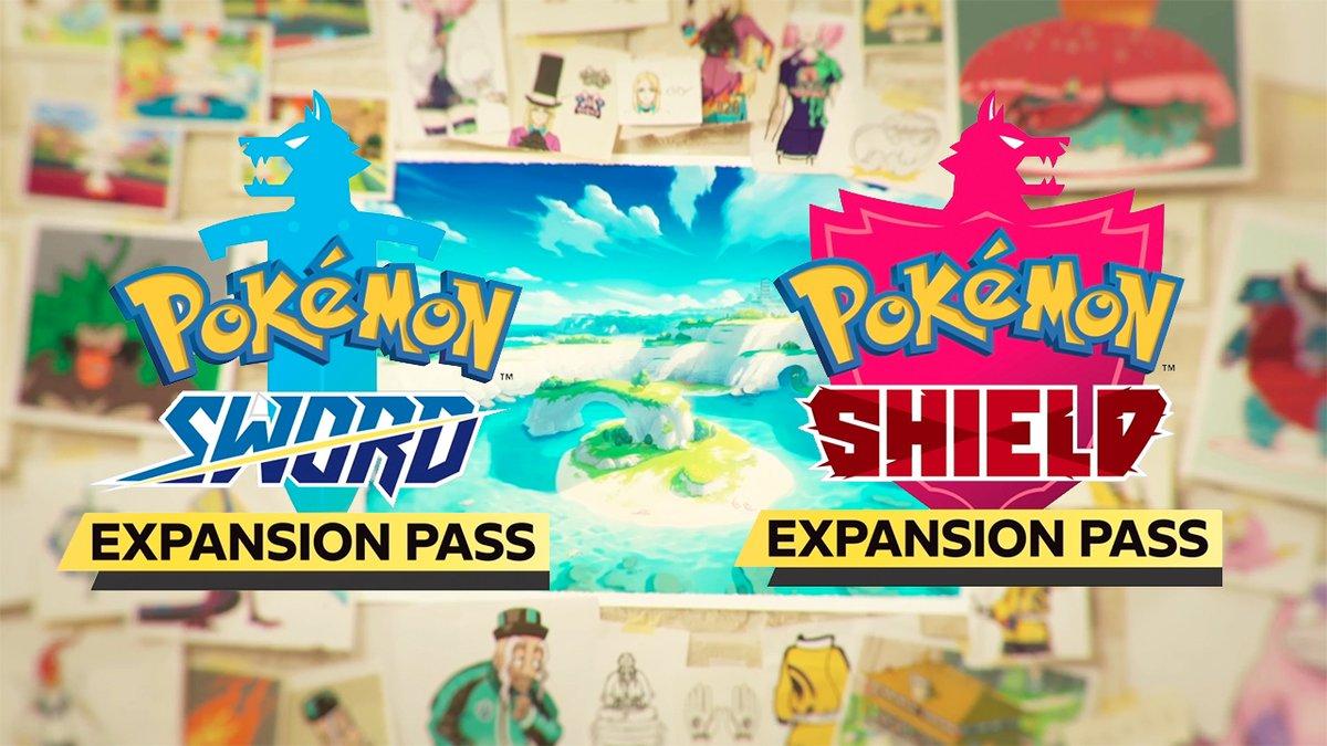 Pokémon Epée / Bouclier : Que nous réserve le Pass d'Extension ?!