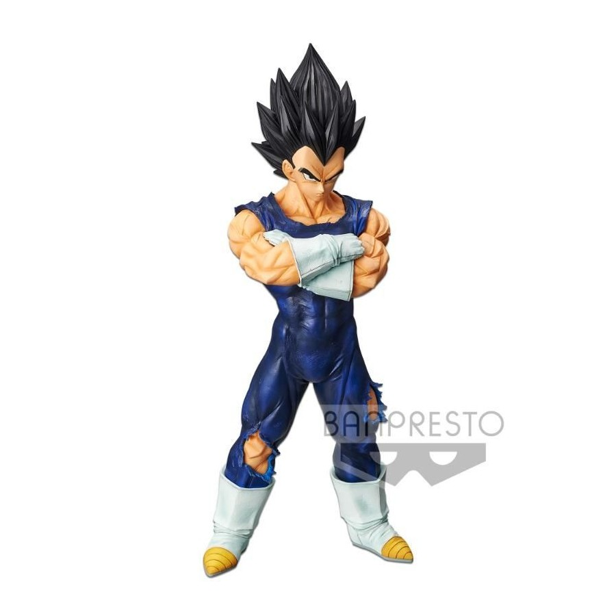 VEGETA + PORTE CLEF SCOOTER – DRAGON BALL Z – GRANDISTA NERO – 26CM