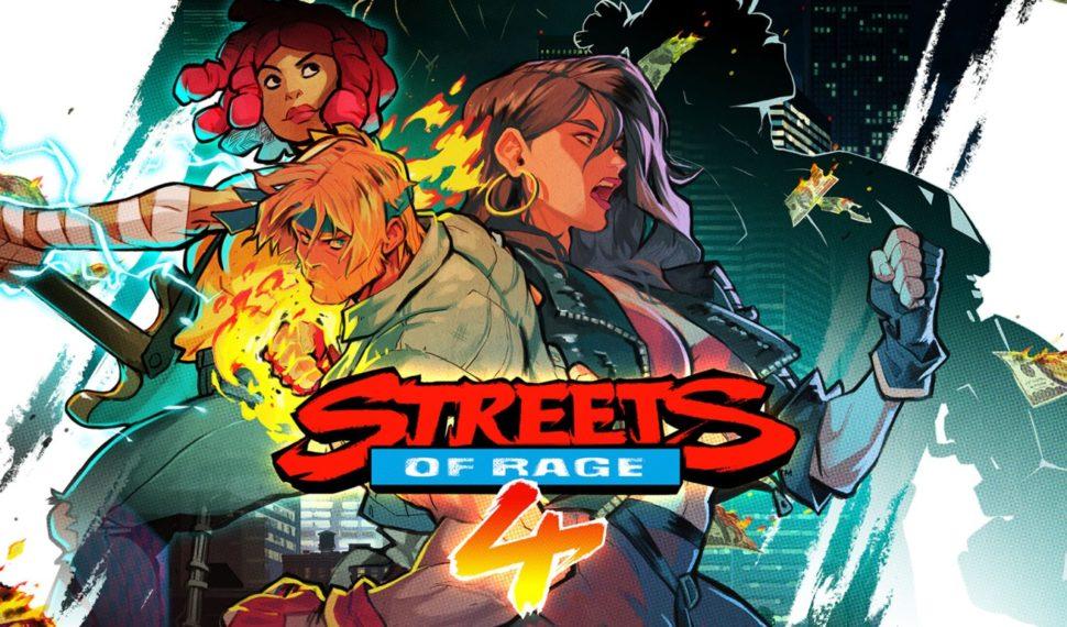 Un nouveau trailer pour Streets of Rage 4 !!