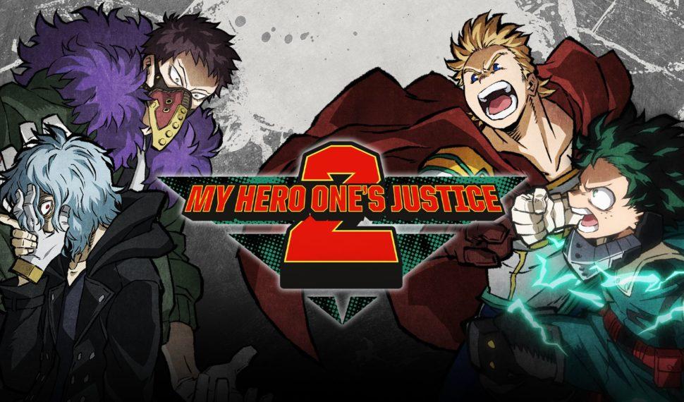 My Hero One's Justice 2 : un nouveau trailer pour présenter le casting !!