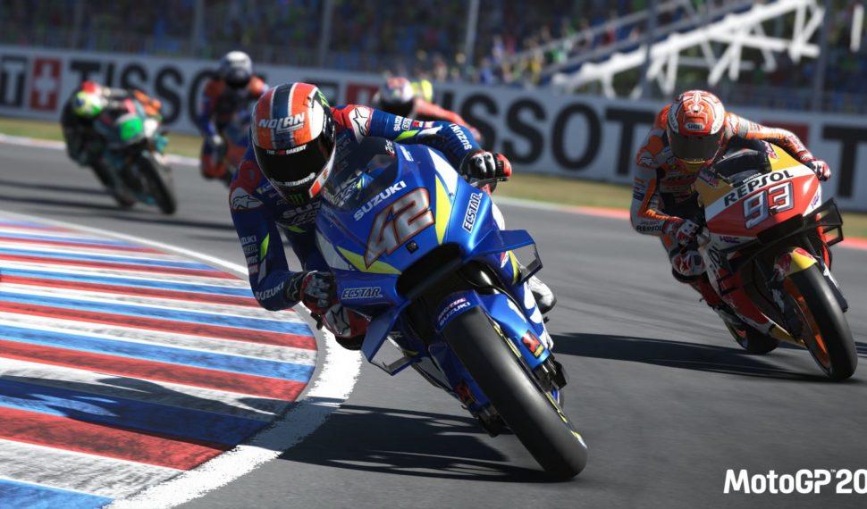 MotoGP 20 annoncé pour le 23 avril prochain !!