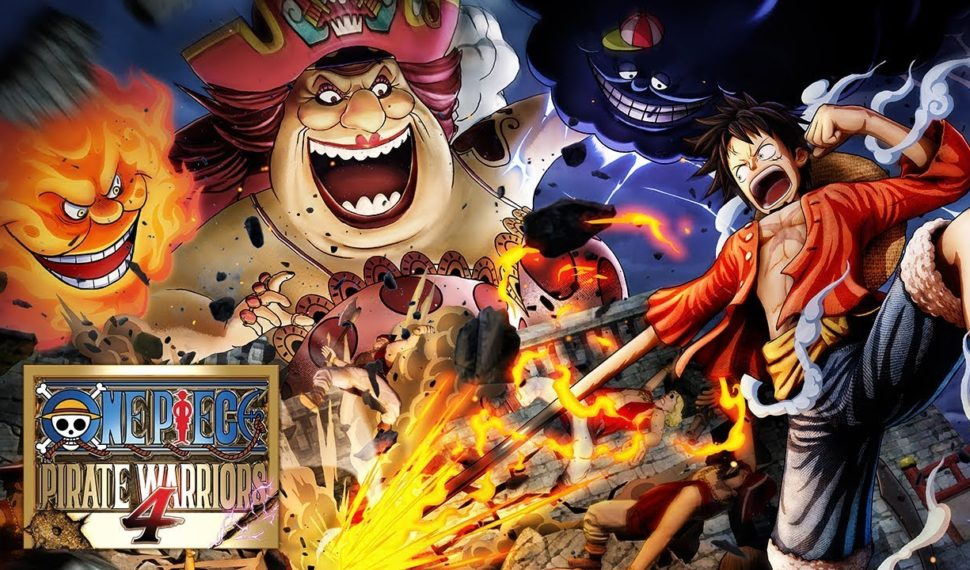 One Piece Pirate Warriors 4 présente son trailer de lancement !!