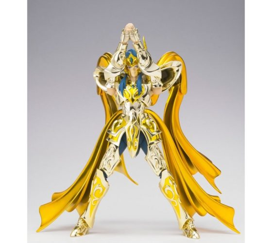CAMUS – AQUARIUS GOD CLOTH – MYTH CLOTH EX – SAINT SEIYA SOULD OF GOLD