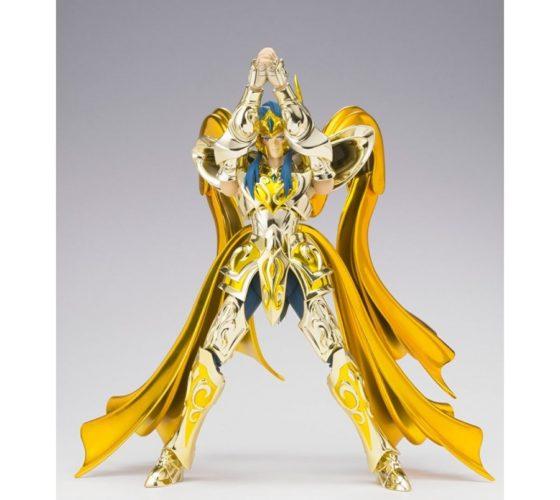 CAMUS – AQUARIUS GOD CLOTH – MYTH CLOTH EX – SAINT SEIYA SOULD OF GOLD
