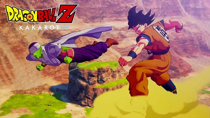 Dragon Ball Z: Kakarot rend hommage au prince Vegeta !!