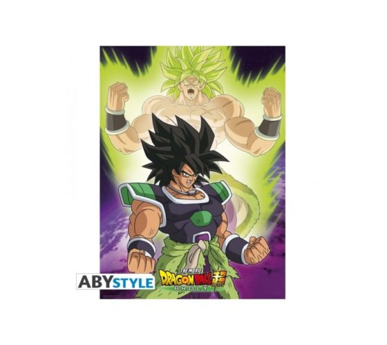 "DRAGON BALL – POSTER ""BROLY"" (52X35)"