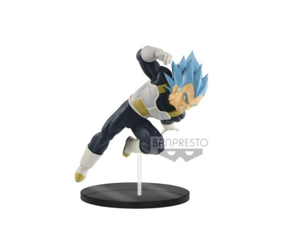 DRAGON BALL SUPER – ULTIMATE SOLDIER – SUPER SAIYAN GOD VEGETA – 18CM