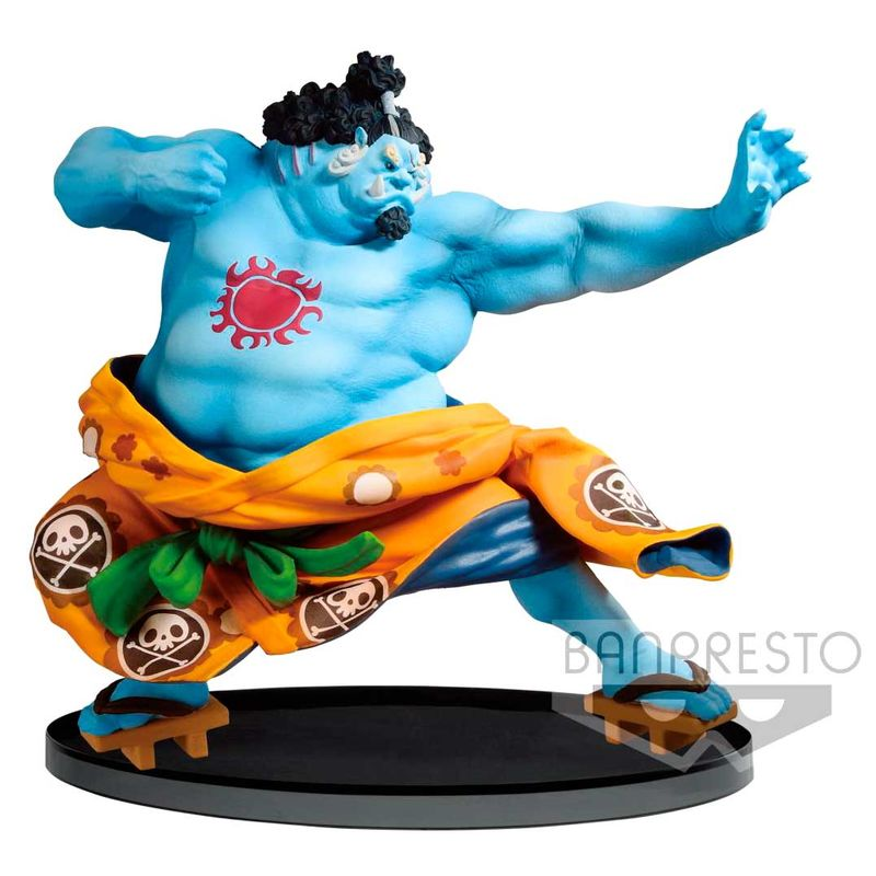 Figurine Jinbei Colosseum Banpresto World One Piece 16cm