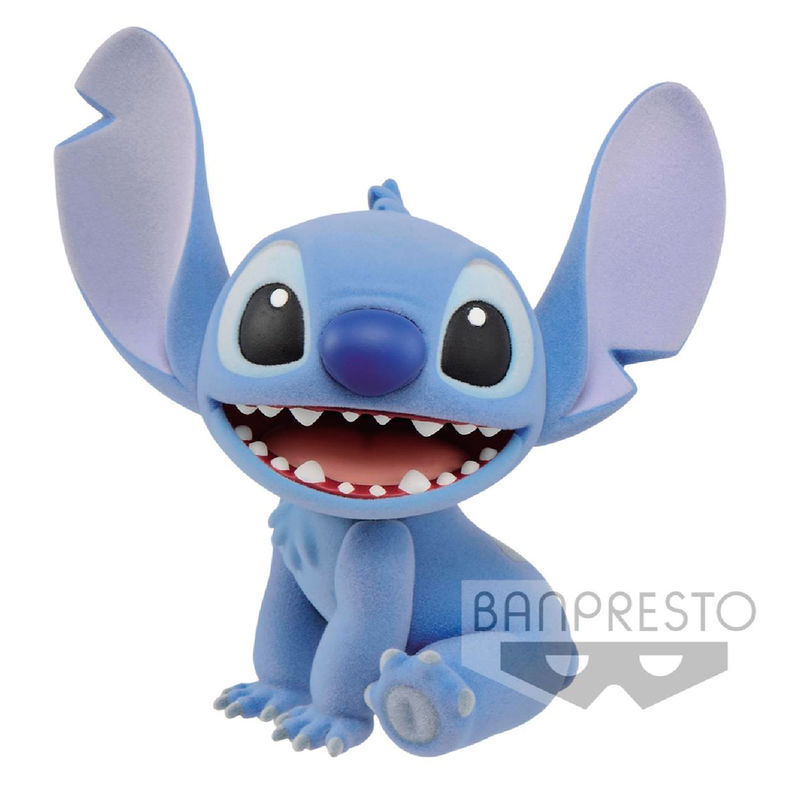 Figurine Stich Fluffy Puffy Disney Character