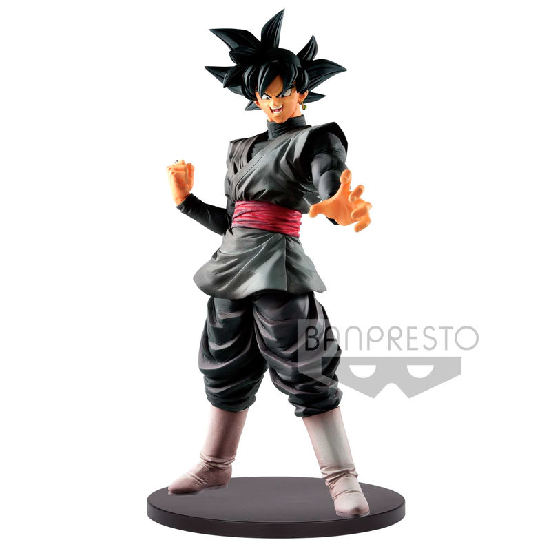 Figurine Gokou Black Dragon Ball Legends Collab 23cm