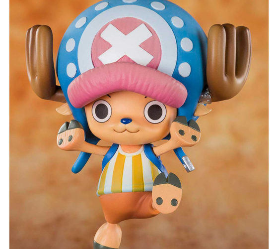 Figurine Cotton Candy Lover Chopper One Piece 7cm Figuarts Zero