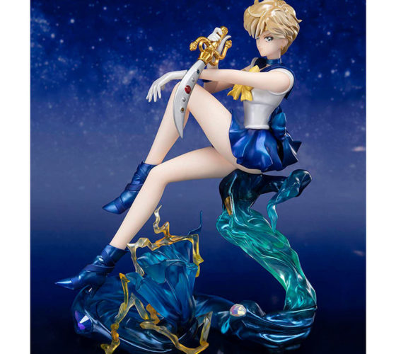 Figurine Sailor Uranus Sailor Moon 17cm figuarts zero