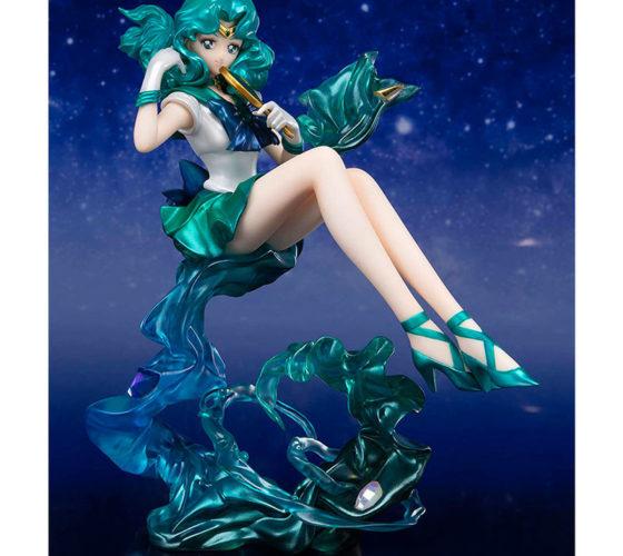 Figurine Sailor Neptuno de Sailor Moon Figuarts zero 16cm
