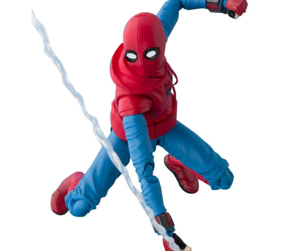 Figurine S.H. figuarts Spiderman – Spiderman Homecoming Marvel 14cm