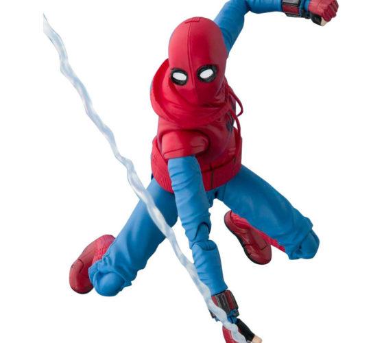 Figurine S.H. figuarts Spiderman – Spiderman Homecoming Marvel 14cm