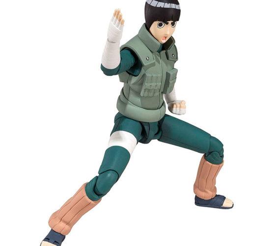 Figurine S.H Figuarts de Rock Lee Naruto Shippuden