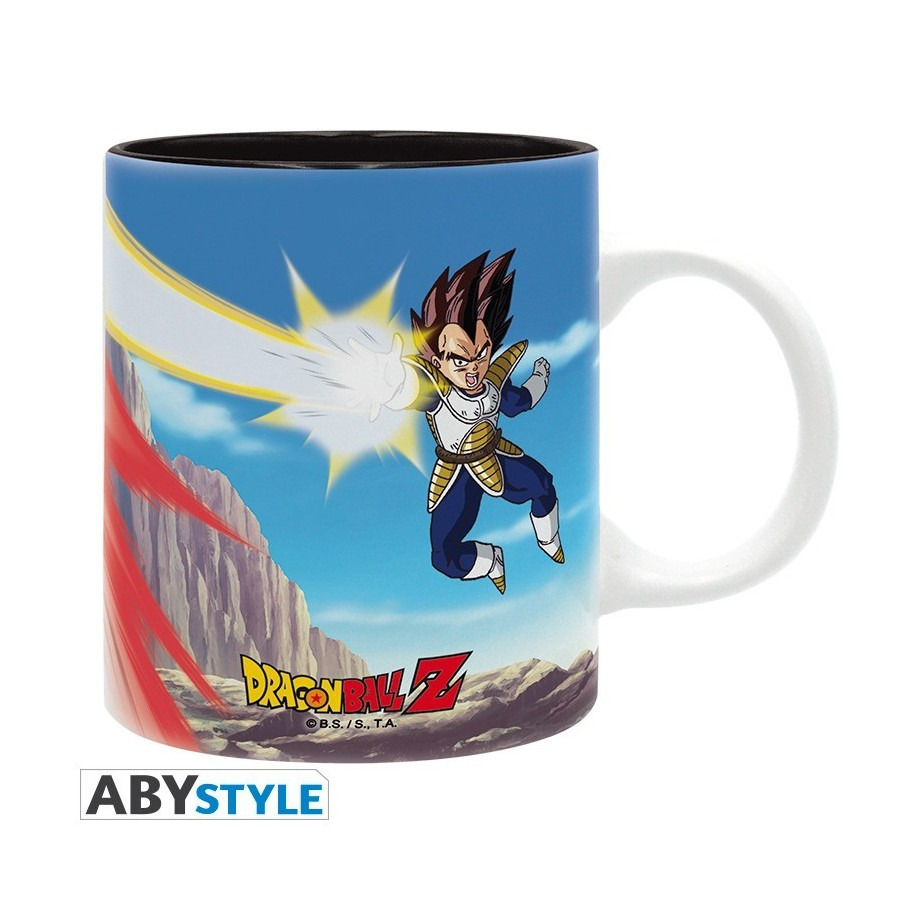 MUG – DRAGON BALL – GOKU VS VEGETA – 320ML