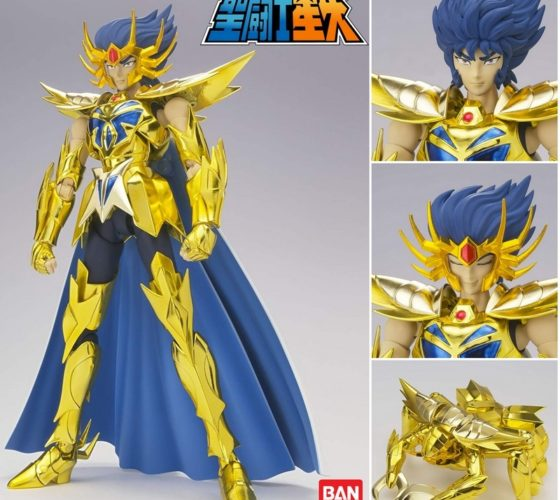 CANCER DEATH-MASK – MYTH CLOTH SAINT SEIYA