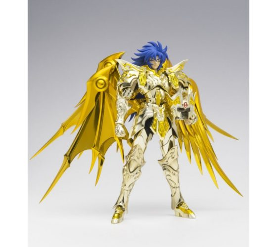 SAGA GEMINI – MYTH CLOTH EX – SAINT SEIYA SOULD OF GOLD