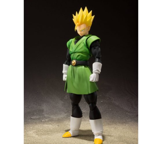 S.H. FIGUARTS – DRAGON BALL SUPER – GREAT SAIYAMAN