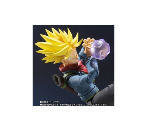 S.H. FIGUARTS – DRAGON BALL SUPER – SUPER SAYIAJIN TRUNKS