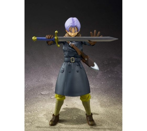 S.H. FIGUARTS – DRAGON BALL XENOVERSE – TRUNKS
