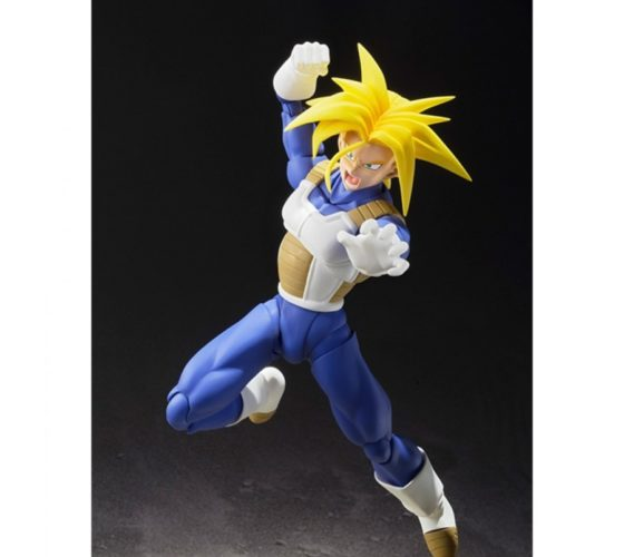 S.H. FIGUARTS – TRUNKS SUPER SAIYAN – DRAGON BALL Z