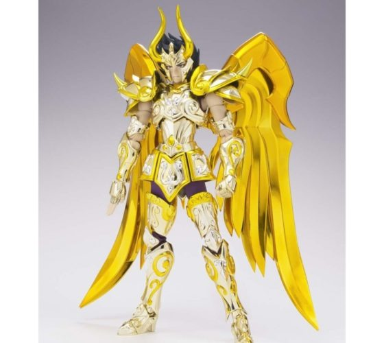 SHURA – CAPRICORNE GOD CLOTH – MYTH CLOTH EX – SAINT SEIYA SOULD OF GOLD