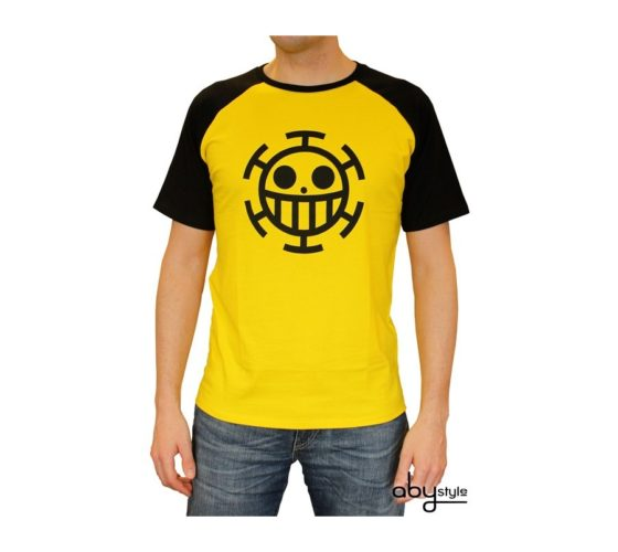 T-SHIRT ONE PIECE – TRAFALGAR LAW – M-L-XL
