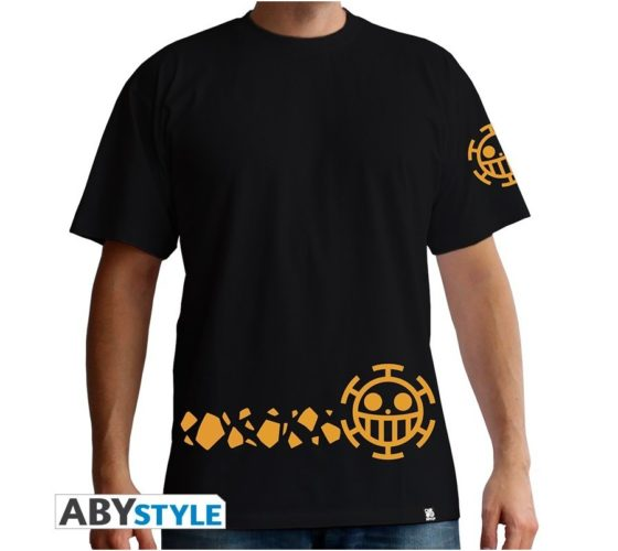 T-SHIRT ONE PIECE – TRAFALGAR NEW WORLD – M-L-XL